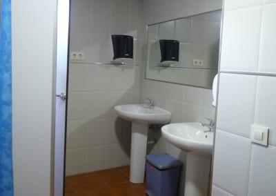 Baños.