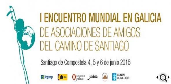 I Encuentro de Asociaciones de Amigos del Camino de Santiago