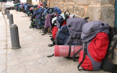 El Camino de Santiago sin las mochilas a cuestas