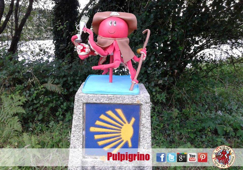 Pulpigrino, el pulpo más famoso del Camino