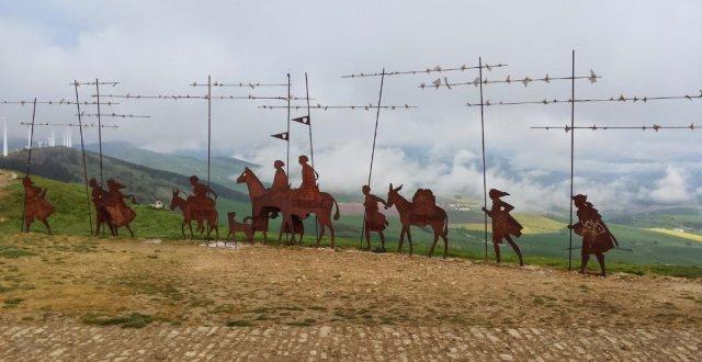 Leyendas del Camino | La Fuente Reniega