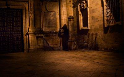 La leyenda de la Sombra del Peregrino en la Catedral de Santiago