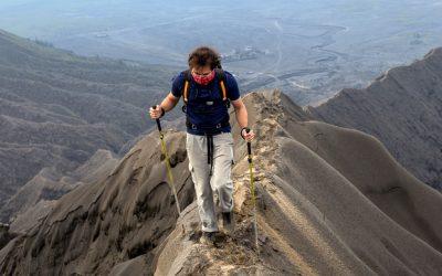 Bastones de trekking ¿Sí o no?