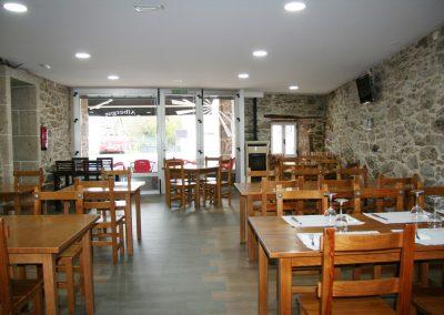 Habitación, albergue Boente en el Camino de Santiago_Camino Francés_00005