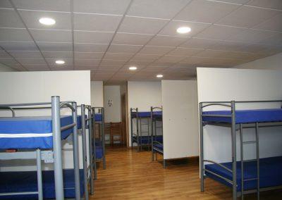 Habitación, albergue Boente en el Camino de Santiago_Camino Francés_00011