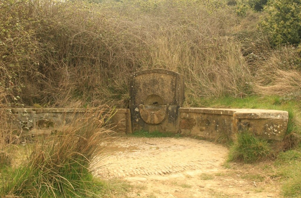 Leyendas del Camino: La Fuente Reniega