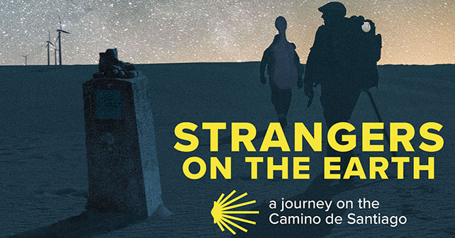 Strangers on the Earth, un documental sobre el Camino de Santiago
